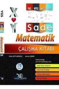 Sade Matematik Çalışma Kitabı 2016