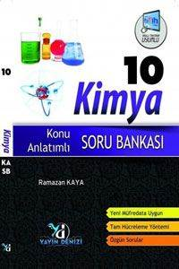 10 Sınıf Kimya Konu Anlatimli Soru Bankasi