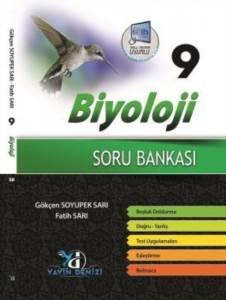 Yayın Denizi 9 Sınıf Biyoloji Soru Bankası