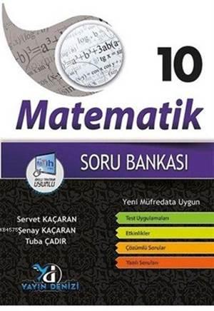 10.Sınıf Matematik Soru Bankası 2017