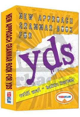 Yediiklim YDS New Approach Grammar Book For 2014