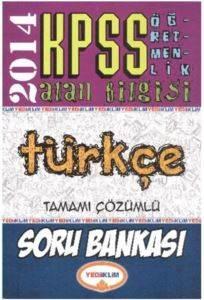Yediiklim ÖABT Türkçe Tamamı Çözümlü Soru Bankası 2014
