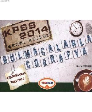 KPSS Genel Kültür Bulmacalarla Coğrafya