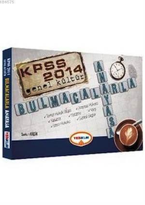 KPSS Genel Kültür Bulmacalarla Anayasa