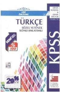 İstanbul Kariyer KPSS Genel Yetenek Genel Kültür Konu Anlatımlı Modüler Set Lise Ön Lisans 2014