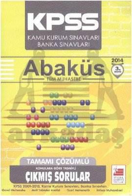 İstanbul Kariyer Abaküs Muhasebe Tamamı Çözümlü Soru Bankası