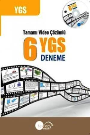 Ygs 6 Lı Deneme (Tamamı Video Çözümlü)