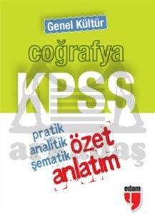 KPSS Coğrafya Genel Kültür Özet Anlatım