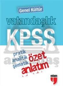 KPSS Vatandaşlık Genel Kültür Özet Anlatım