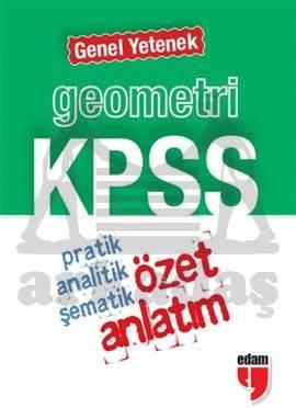KPSS Geometri Genel Yetenek Özet Anlatım