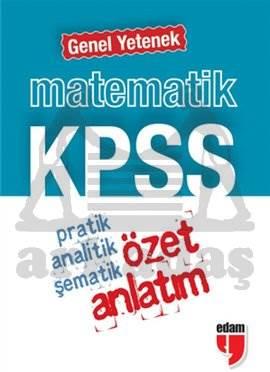 KPSS Matematik Genel Yetenek Özet Anlatım