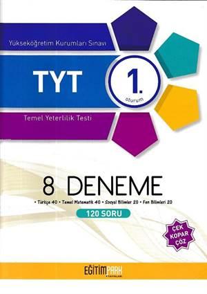 Eğitim Park TYT 8'Li Deneme