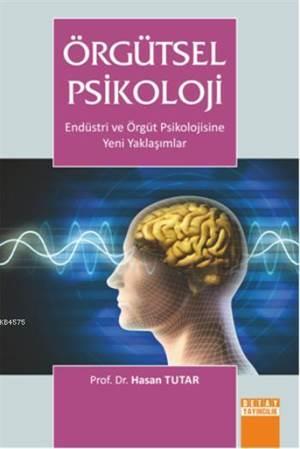 Örgütsel Psikoloji; Endüstri ve Örgüt Psikolojisine Yeni Yaklaşımlar