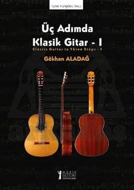 Üç Adımda Klasik Gitar-1