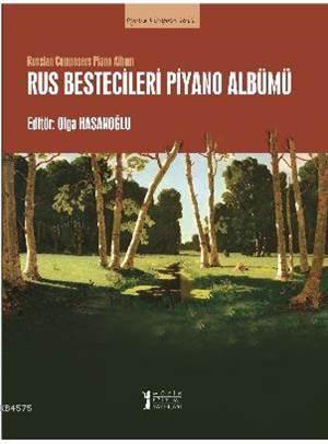 Rus Bestecileri Piyano Albümü