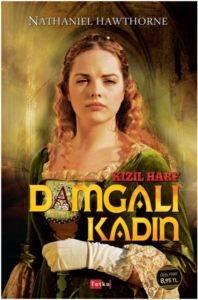 Kızıl Harf Damgalı Kadın