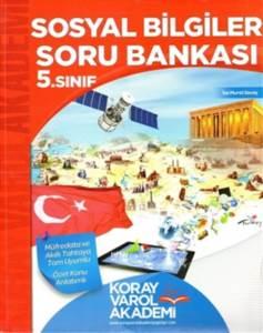 5 Sınıf Sosyal Bilgiler Soru Bankası