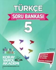 5 Sınıf Türkçe Soru Bankası