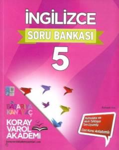 5 Sınıf İngilizce Soru Bankası