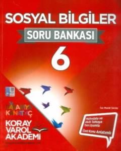 6 Sınıf Sosyal Bilgiler Soru Bankası
