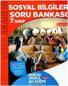 7 Sınıf Sosyal Bilgiler Soru Bankası