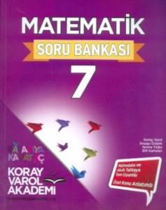 7 Sınıf Matematik Soru Bankası