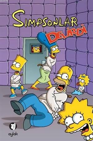 Simpsonlar Delirdi!