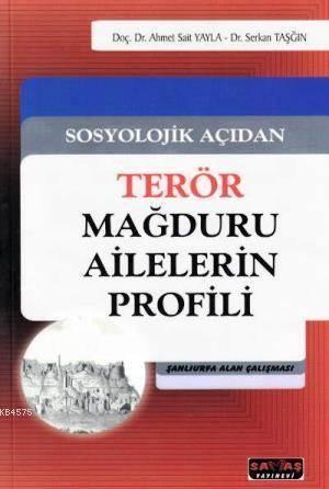 Terör Mağduru Ailelerin Profili
