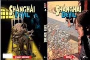 Shangai Devil 4-Şantaj,Cesaret
