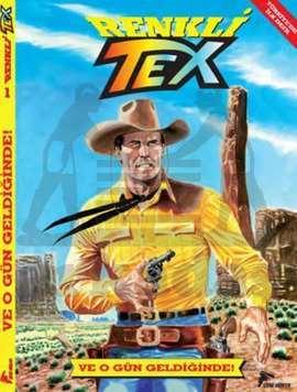 Renkli Tex 1-Ve O Gün Geldiğinde