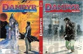 Dampyr 1 (85-86)-Buzdan Gözler,Dünyanın Sonundaki Ev