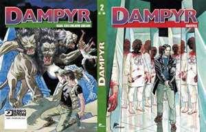 Dampyr 2 (87-88); Santeria - Kara Krallıkların Hükümdarı