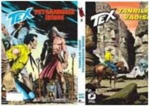Tex 2 – Tanrılar Vadisi – Peygamberin İninde