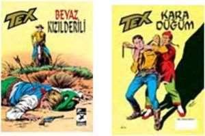 Tex Klasik Seri 2-Beyaz Kızılderili –Kara Düğüm