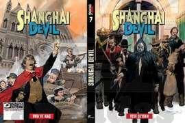 Shangai Devil 7-Yedi Şeytan Vur ve Kaç
