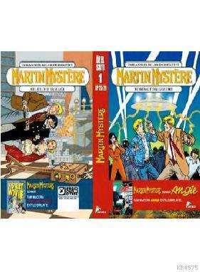 Martin Mystere Özel Sayı 1