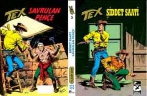 Tex Klasik Seri 3: Şiddet Saati– Savrulan Pençe