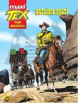 Tex Tam Macera - Katliam Saati