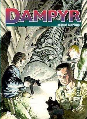 Dampyr 6 - Nadrova Vampirleri