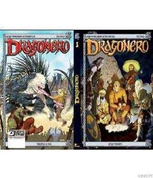 Dragonero 3-İzciler Toplantısı – Sivri Dişler ve Çelik