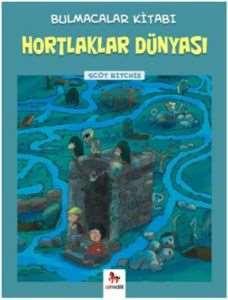 Hortlaklar Dünyası Bulmacalar Kitabı