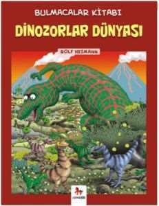 Dinazorlar Dünyası Bulmacalar Kitabı