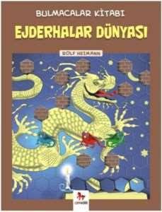 Ejderhalar Dünyası Bulmacalar Kitabı