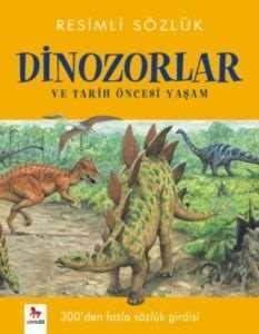 Resimli Sözlük Dinozorlar