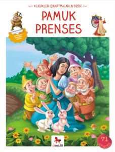 Pamuk Prenses (Çıkartmalı)