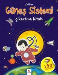 Collins Güneş Sistemi: Çıkartma Kitabı