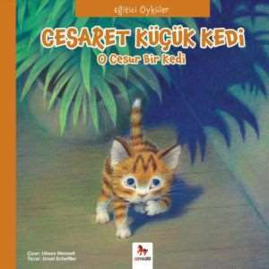Cesaret Küçük Kedi O Cesur Bir Kedi
