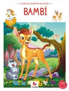 Bambi (Çıkartmalı)