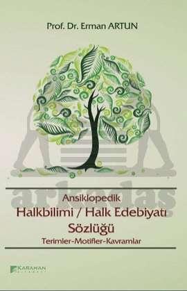 Halk Bilimi Halk Edebiyat Sözlüğü