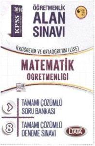 Kpss ÖABT Matematik Öğretmenliği Tamam Çözümlü Soru Bankası ve 8 Deneme Sınavı 2014